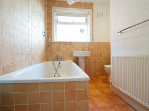 4 Union Road, Exeter, Student House, Bathroom