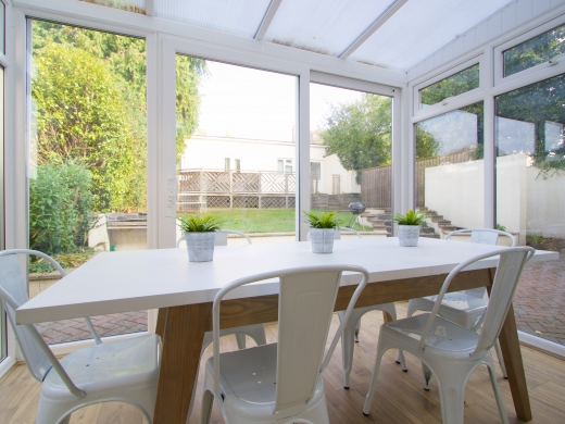42 Union Road, Exeter, Student House, Dining room, Angle 2