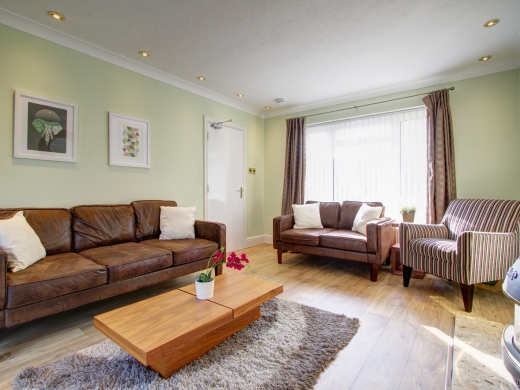 42 Union Road, Exeter, Student House, Living room, Angle 2