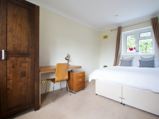 42 Union Road, Exeter, Student House, Bedroom Angle 1