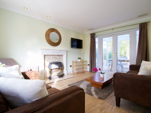 42 Union Road, Exeter, Student House, Living room, Angle 1