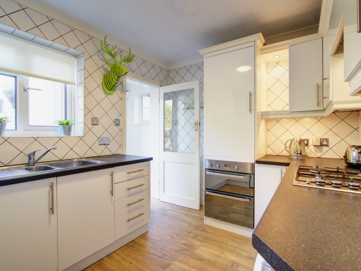 42 Union Road, Exeter, Student House, Kitchen, Angle 1
