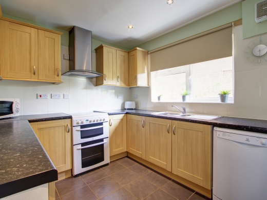 44 Union Road, Exeter, Student House, Kitchen