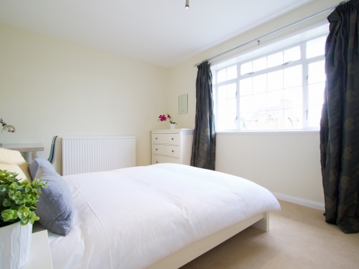 50 Union Road, Exeter, Student House, Bedroom Angle 1