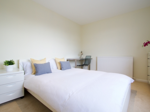 50 Union Road, Exeter, Student House, Bedroom Angle 2