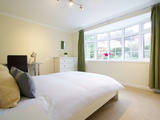 50 Union Road, Exeter, Student House, Bedroom, Angle 1