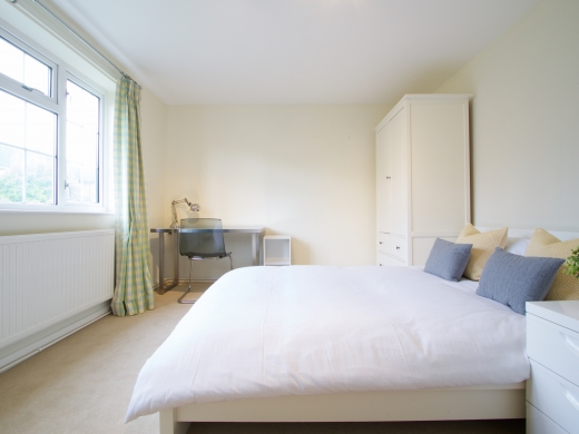 50 Union Road, Exeter, Student House, Bedroom