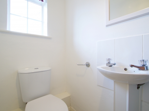 50 Union Road, Exeter, Student House, Bathroom