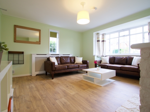 50 Union Road, Exeter, Student House, Living room, Angle 2