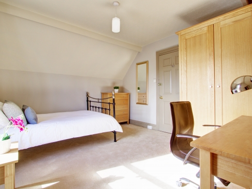 17 Pennsylvania Road Exeter 6 Bedroom Student House Bedroom 2