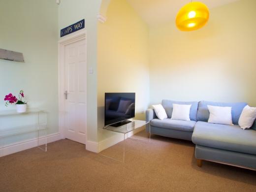 2 Forest Grove, Nottingham, Student House, Living room