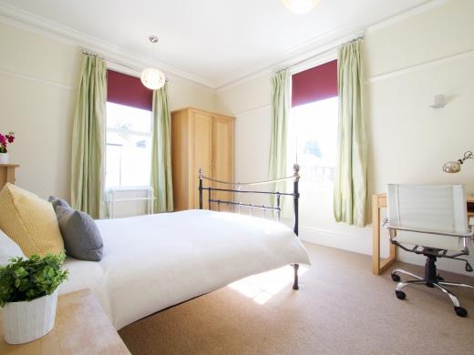 2 Forest Grove, Nottingham, Student House, Bedroom