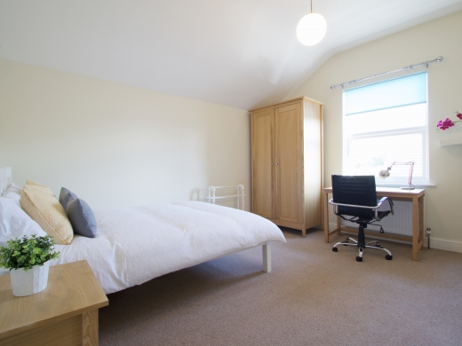 2 Forest Grove, Nottingham, Student House, Bedroom, Angle 1