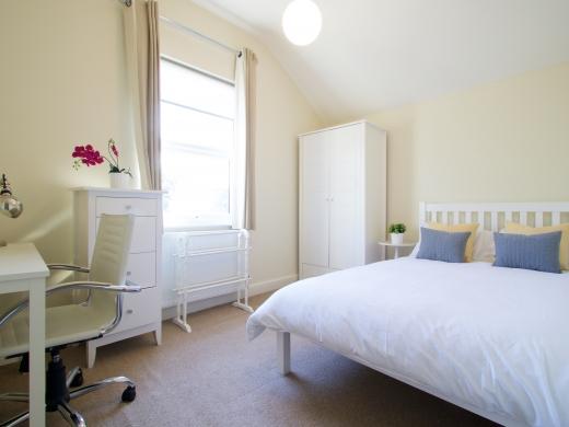 2 Forest Grove, Nottingham, Student House, Bedroom,