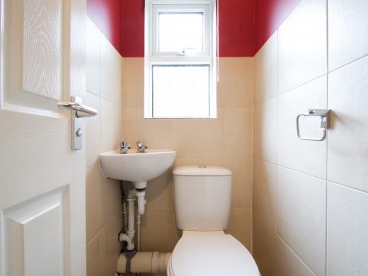 4 Albert Grove, Nottingham, Student House, Toilet
