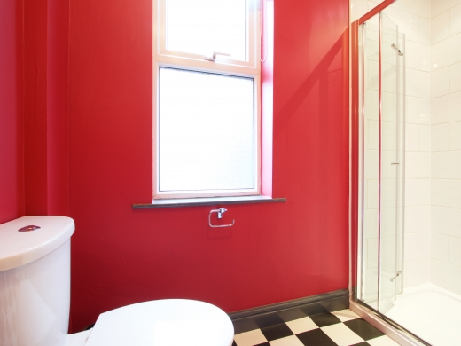 4 Albert Grove, Nottingham, Student House, Bathroom, Angle 2