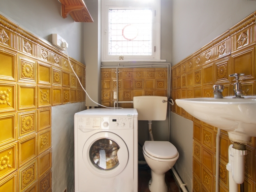 4 Seely Road, Nottingham, Student House, Toilet,