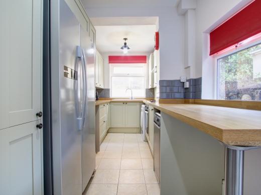 37 Grove Road, Nottingham, Student House, Kitchen