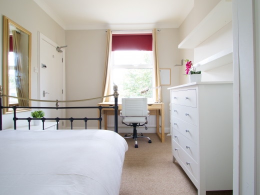 5 Trinity Avenue Nottingham Student House Bedroom Angle 2