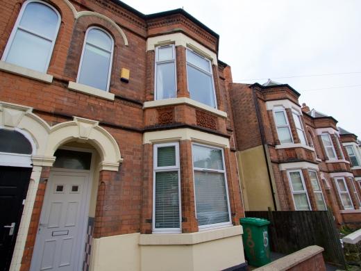 5 Trinity Avenue Nottingham Student House House