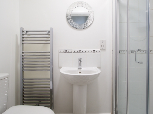 5 Trinity Avenue Nottingham Student House Bathroom