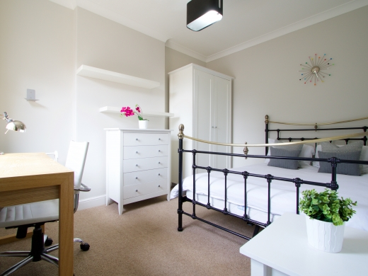 5 Trinity Avenue Nottingham Student House Bedroom Angle 1