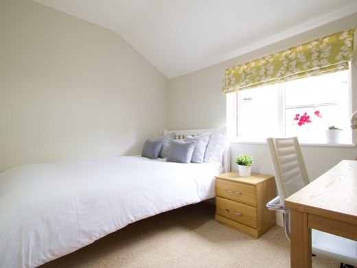 36 Derby Grove, Nottingham, Student House, Bedroom Angle 1
