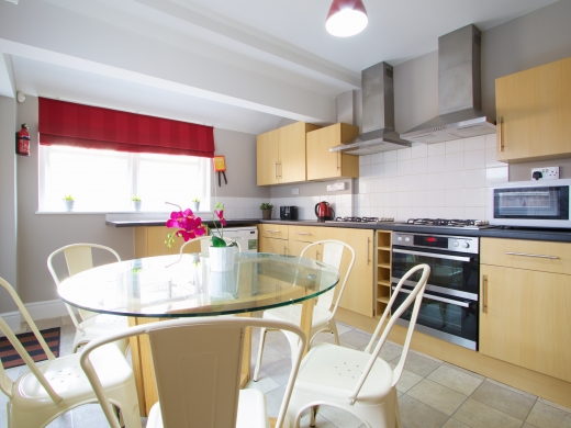 36 Derby Grove, Nottingham, Student House, Kitchen, Angle 1