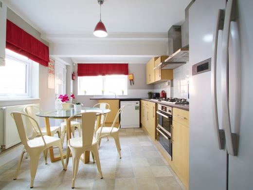 36 Derby Grove, Nottingham, Student House, Kitchen, Angle 2