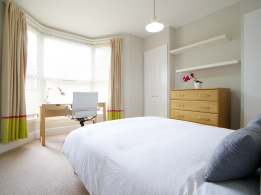 36 Derby Grove, Nottingham, Student House, Bedroom, Angle 1