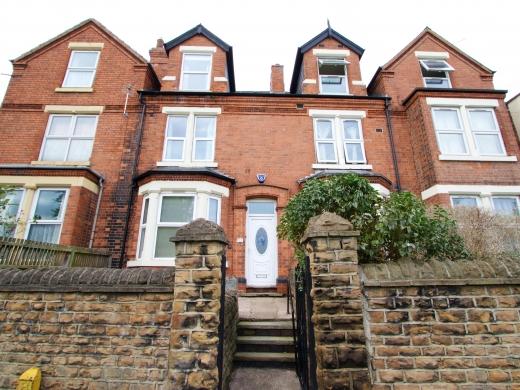 22 Sherwin Road Nottingham Student House House