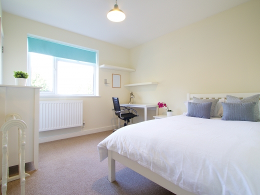 32 Rolleston Drive, Nottingham, Bedroom Angle 1
