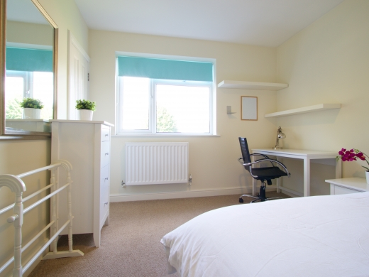 32 Rolleston Drive, Nottingham, Bedroom Angle 2