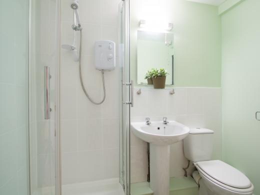 36 Lenton Boulevard, Nottingham, Student House, Bathroom