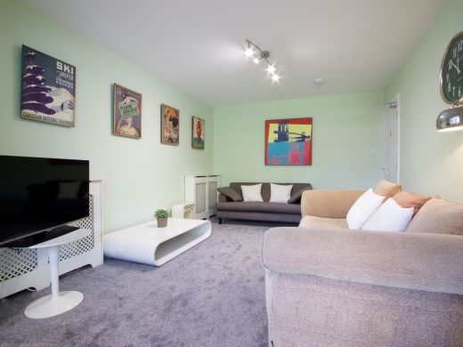 9 Kenilworth Avenue, Oxford, Student House, Sitting room, Angle 3