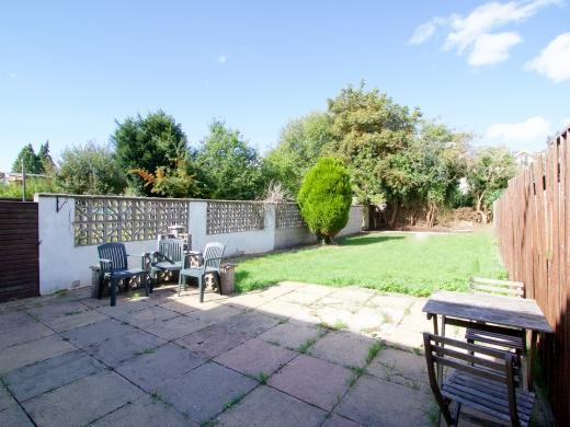 9 Kenilworth Avenue, Oxford, Student House, Garden