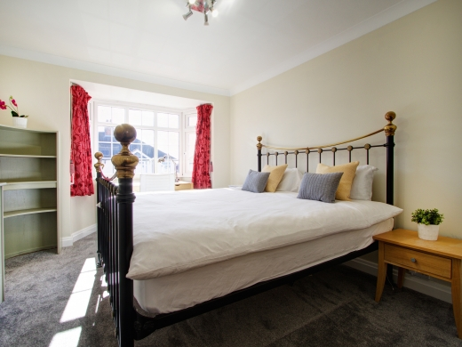 9 Kenilworth Avenue, Oxford, Student House, Bedroom