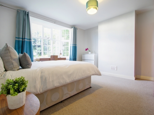 34 Kenilworth Avenue, Oxford, Student House, Bedroom,