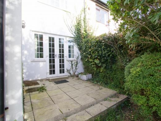 34 Kenilworth Avenue, Oxford, Student House, Garden