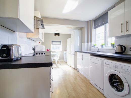 34 Kenilworth Avenue, Oxford, Student House, Kitchen, Angle 1