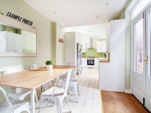 72 Thornycroft Road 4 Bedroom Liverpool Student House Kitchen