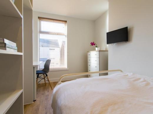 30 Barrington Road Liverpool Student House Bedroom 3
