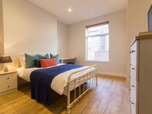 30 Barrington Road Liverpool Student House Bedroom 1