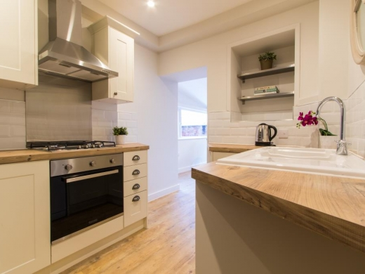 30 Barrington Road Liverpool Student House Kitchen