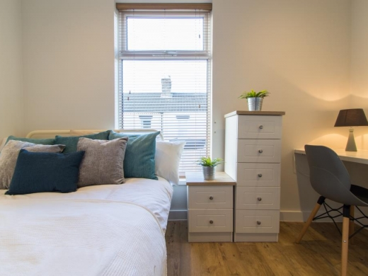 30 Barrington Road Liverpool Student House Bedroom 4