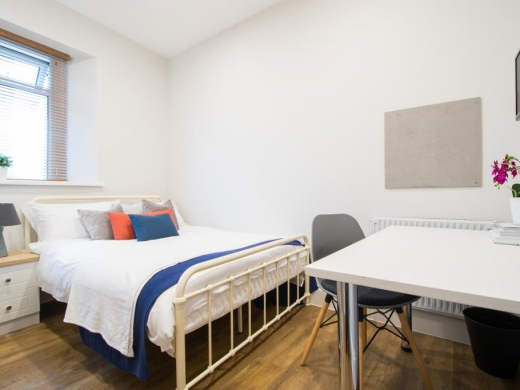 Flat 2, 11 Camden Street Plymouth Student House Bedroom 1