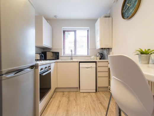 Flat 1, Victoria Court Mews Leeds Student House Kitchen