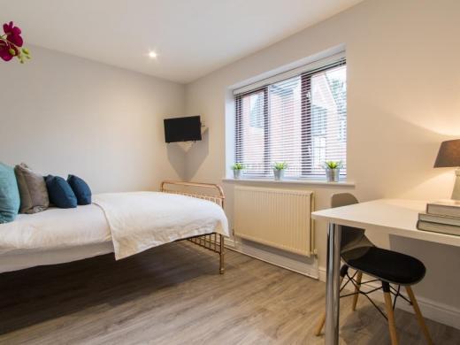 Flat 1, Victoria Court Mews Leeds Student House Bedroom 3