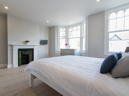 42 Adelaide Road 6 Bedroom London Student House Sixth Bedroom