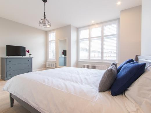 64 Julian Avenue 6 Bedroom London Student House Bedroom 5